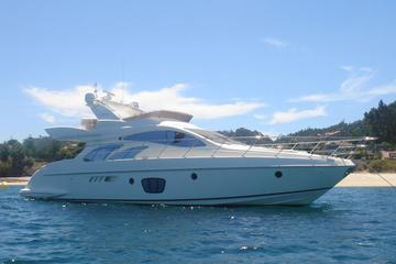 55' ft Azimut Yacht Rental in Miami