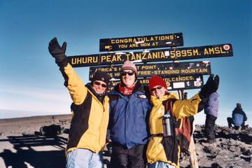6-Day Kilimanjaro trekking Machame or Whisky route