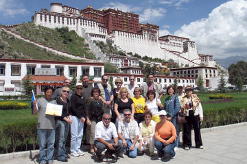 6-Day Small-Group China Tour: Lhasa - Shanghai