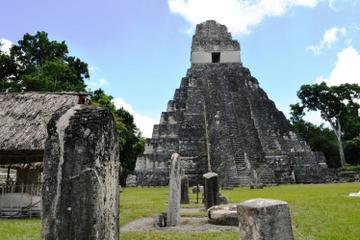 6-Day Tour: Guatemala City Including Antigua, Chichicastenango Market, Lake Atitlan, Santiago and Tikal