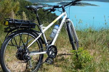 6 Hour Mountain Bike and Minibus Tour in the Verdon Gorges