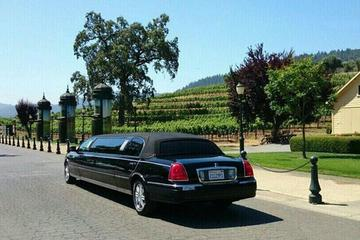 6 Hour Private Napa or Sonoma Limousine Wine Tour