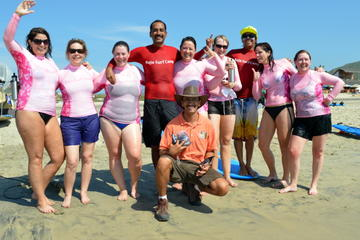 7-Day Baja Surf Camp for Women Including Yoga, Massages and Cooking Class