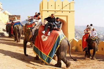 7-Day Heritage Tour of South and Central Rajasthan