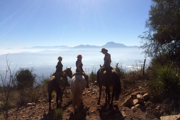 7-Day Horseback Riding Getaway from Valparaiso