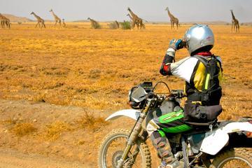 7-Day Motorcycle Tour from Kilimanjaro