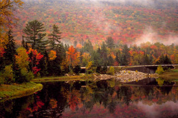 7-day New England Fall Colors Tour