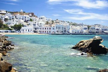 7-Night Sailing Adventure in the Greek Islands from Santorini to Mykonos