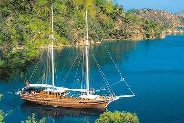 7-Nights Yacht Cruise From Bodrum Along Turquoise Coast and Greek Isle Simi