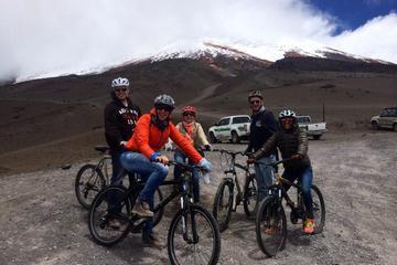 8-Day Biking in The Avenida de Los Volcanes