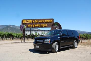 8 Hour Napa Valley Wine Tasting Tour