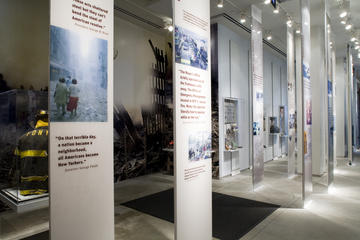 9/11 Tribute Center Admission