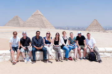 9-Day Nubian Adventure Tour from Cairo with a Traditional Felucca Cruise on the Nile