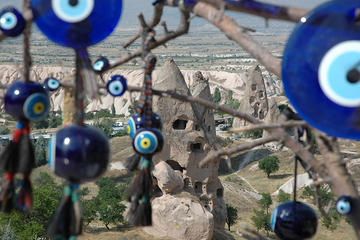 A Private Day Tour Of Glorious Cappadocia