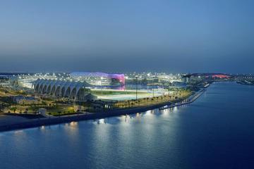Abu Dhabi Dhow Boat Tour: Yas Marina