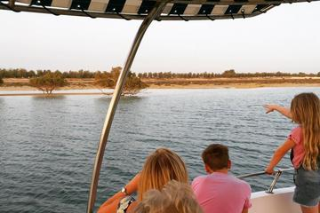 Abu Dhabi Islands Cruise