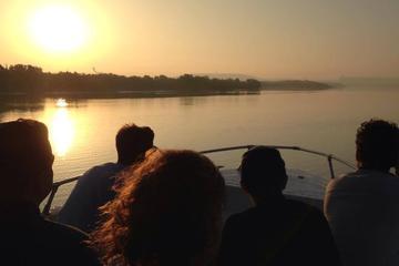 Abu Dhabi Islands Sunset Cruise