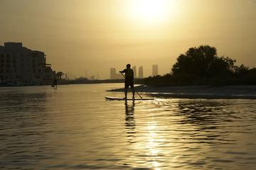 Abu Dhabi Stand Up Paddleboarding Adventure