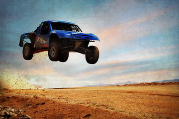 Adrenaline Race Truck Experience in Las Vegas