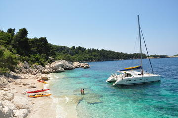 Adventure Sailing 4-Day Trip from Dubrovnik