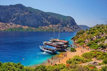 Aegean Islands Hisaronu All Inclusive Boat Trip from Marmaris