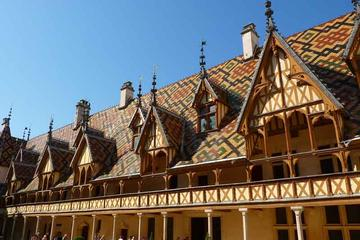 Afternoon Tour with Prestigious wine tasting and visit of city of Beaune