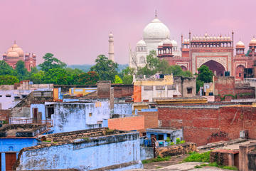 Agra Culture Day Tour with Cycle Rickshaw Ride
