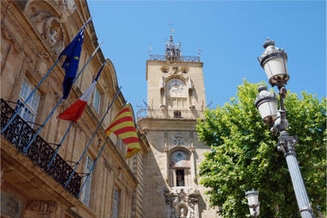 Aix en Provence from Marseille