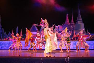 Alangkarn Pattaya Show with Dinner