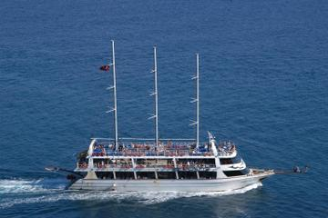 Alanya All Inclusive Luxury Yacht Tour