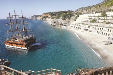Alanya Catamaran Boat Trip