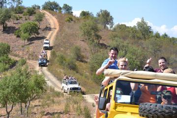 Algarve Jeep Safari and Aquashow Theme Park Full-Day Tour
