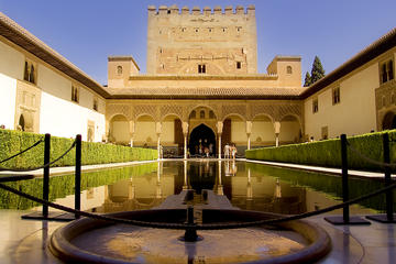 Alhambra Palace and Generalife Gardens - Granada Full-day Trip