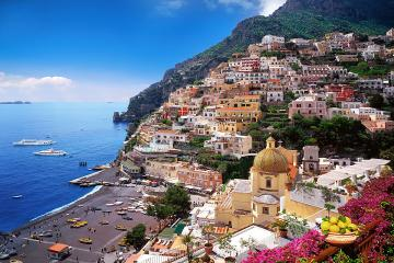 Amalfi Coast Drive Excursion from Sorrento