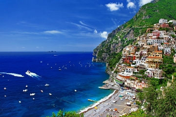 Amalfi Coast Excursion from Naples