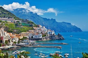 Amalfi Coast Tour by Minivan