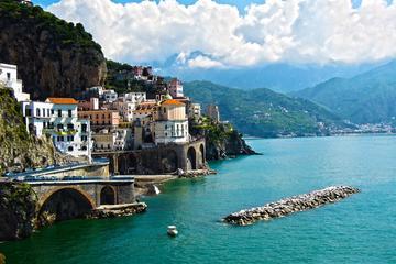 Amalfi Coast Vespa Tour from Sorrento