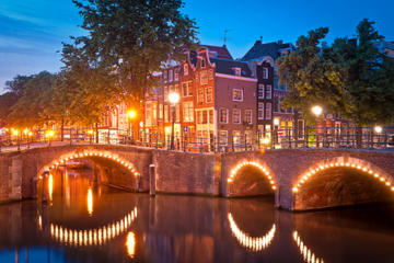 Amsterdam Canal Cocktail Cruise