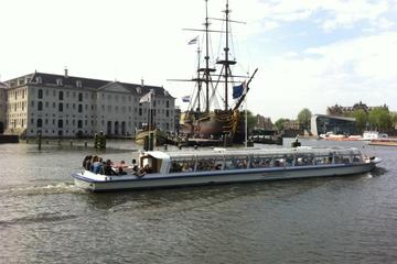 Amsterdam Canal Cruise and Maritime Museum