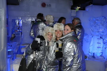 Amsterdam Canal Cruise Including Amsterdam's Xtracold Icebar