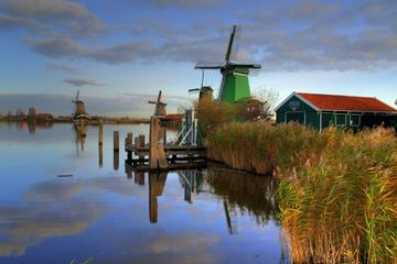 Amsterdam Half-Day Tour: Volendam, Marken, Windmills And Old Dutch Villages in Waterland