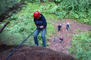 Anchorage Canyoneering Adventure