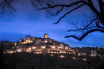 Anghiari By Night: Photography Walking Tour