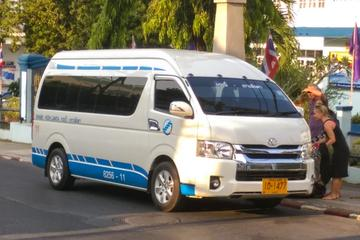 Ao Nang to Koh Lanta by Shared Minivan or Direct Ferry Service