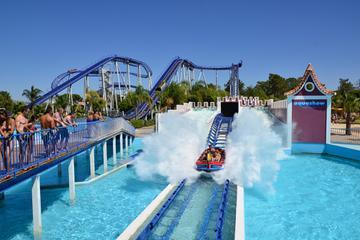 Aquashow Entrance Only