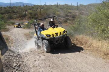 Arizona Desert Tour by UTV