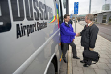Arlanda Airport Shared Departure Transfer