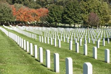Arlington Cemetery Tour and Washington DC City Sightseeing