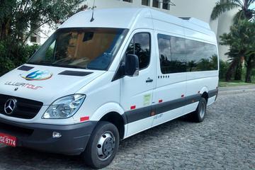 Arrival Transfer from Recife Airport to Cabo de Santo Agostinho