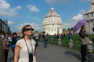 Artglass Tour of the Leaning Tower Square